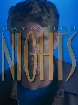 Baywatch Nights David Hasselhoff