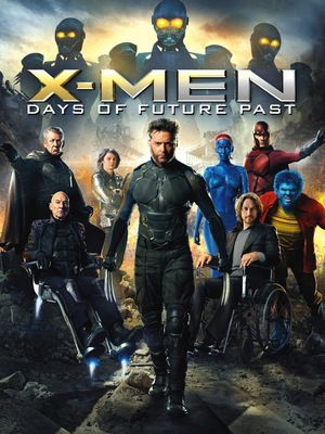 Poster X-Men Days of Future Past