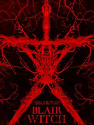 blair witch 2016 poster