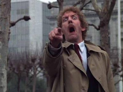 Donald Sutherland - Invasion of the Body Snatchers (1978)