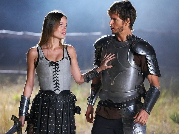 Summer Glau i Ryan Kwanten - Knights of Badassdom