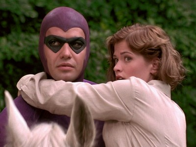 THe Phantom Billy Zane Christy Swanson