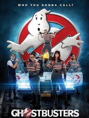 Poster - Ghostbusters (2016)